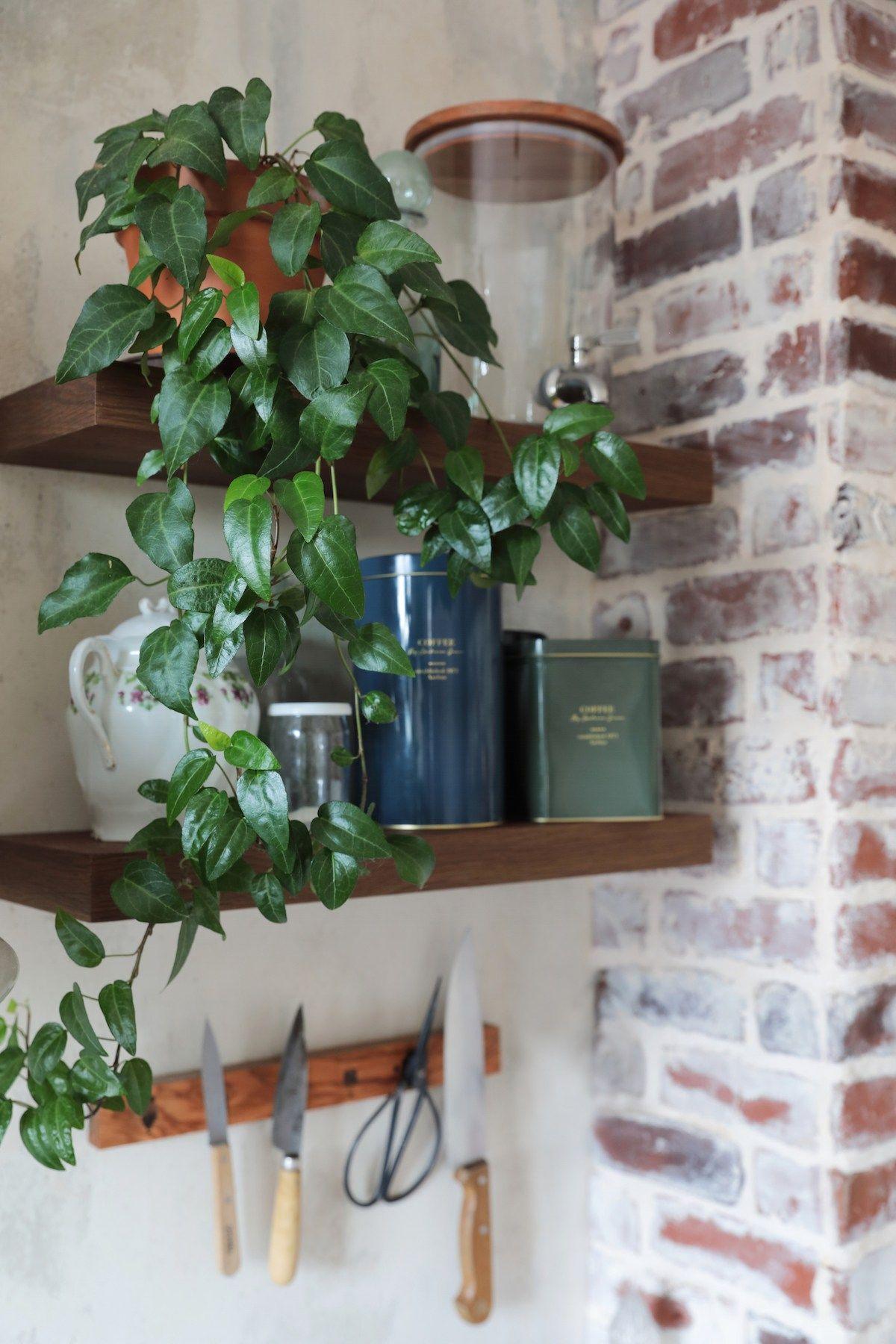 Bienvenue Dans Le Duplex Boheme De Chloe You Briquette De Parement Planche A Decouper Marbre Blog Deco