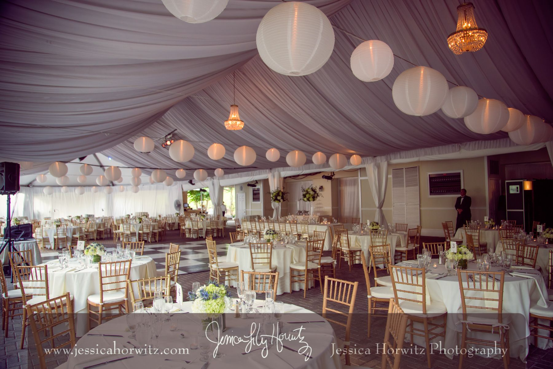 Piedmont Garden Tent Reception At Park Tavern Photo By Jessica Horwitz Photography Tent Reception Tent Wedding Hunter Wedding