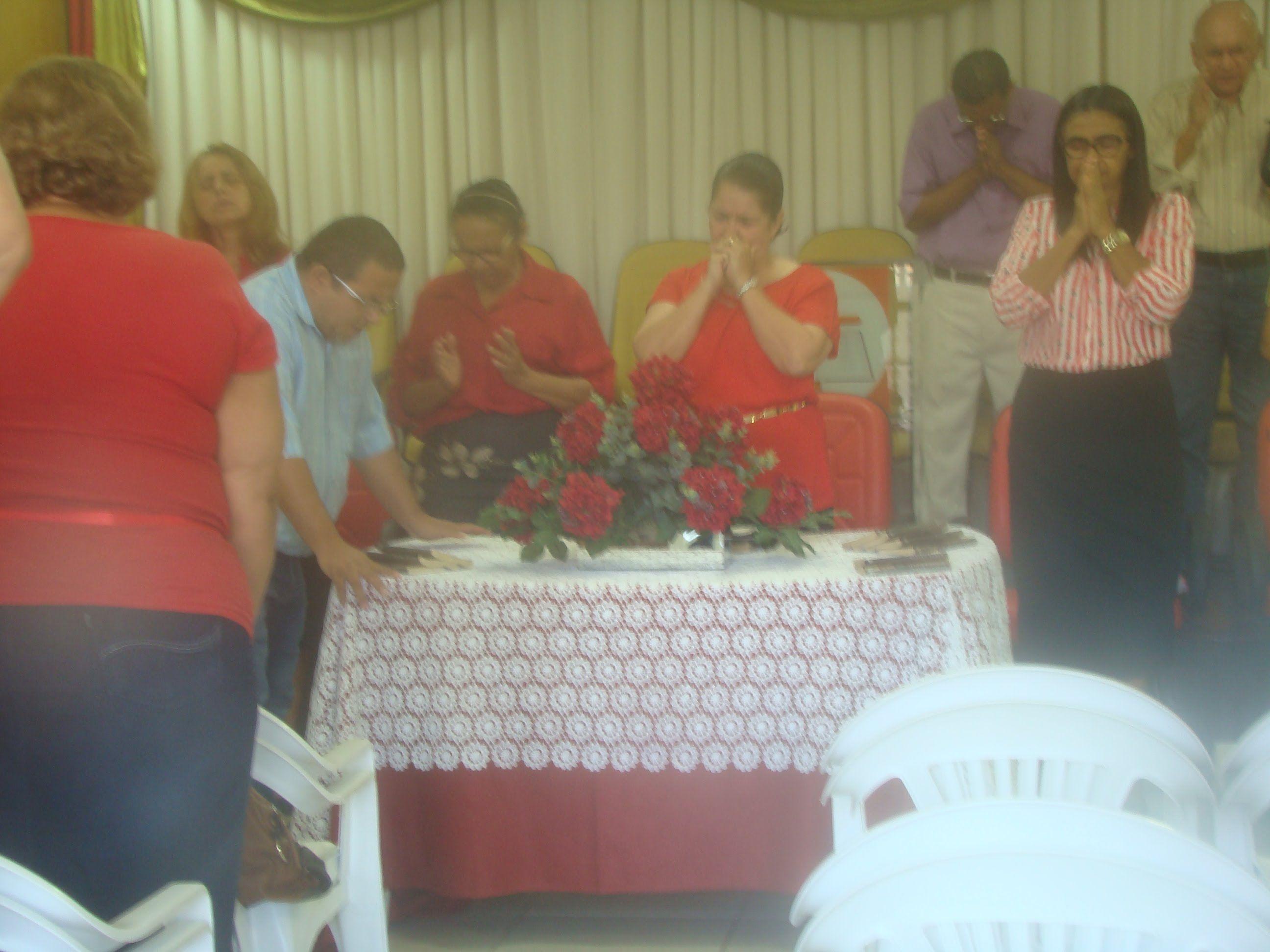 CÍRCULO DE ORAÇÃO - Intercessões e Ação de Graças