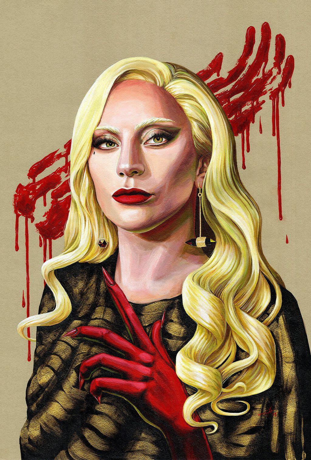 Countess Lady Gaga American Horror Story