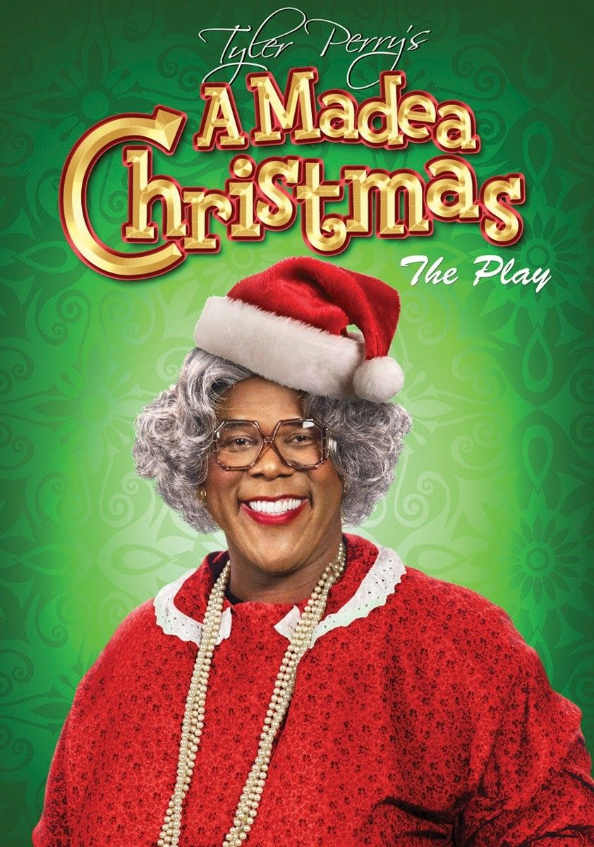 Tyler Perry S A Madea Christmas Tyler Perry S First Ever Holiday