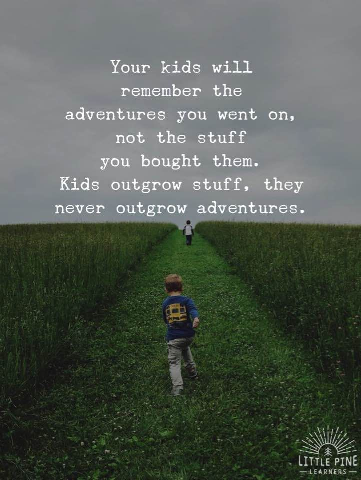 30+ Quotes About Children and Nature That Will Inspire Outdoor Play
