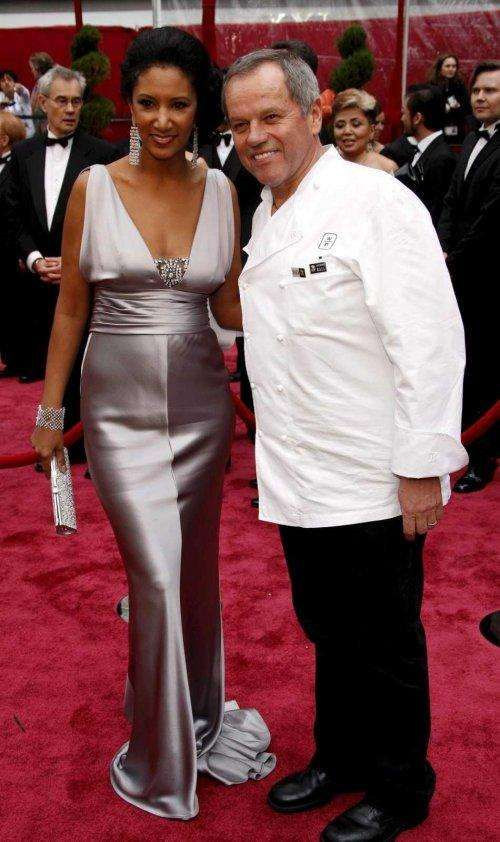 Chef Wolfgang Puck Married His Third Wife, Designer Gelila -5230