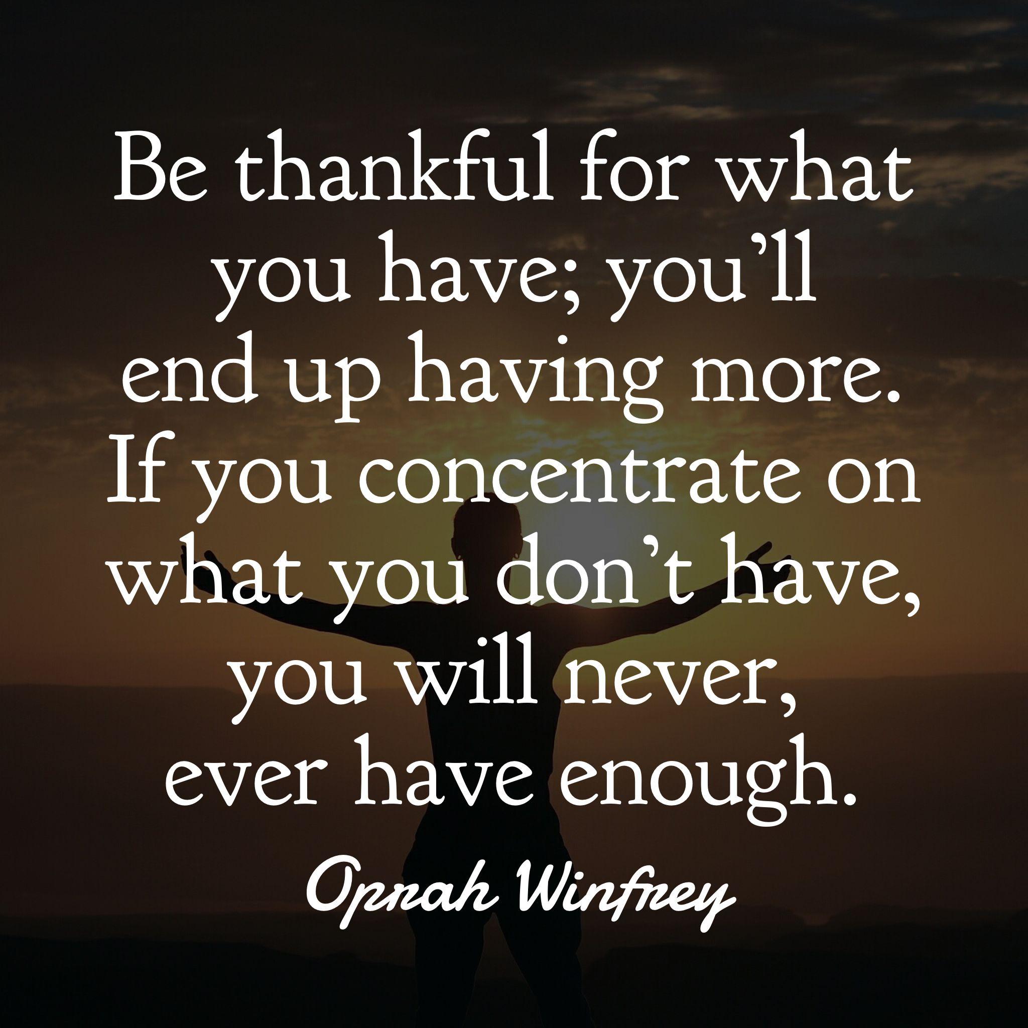 25 Empowering Oprah Winfrey Quotes