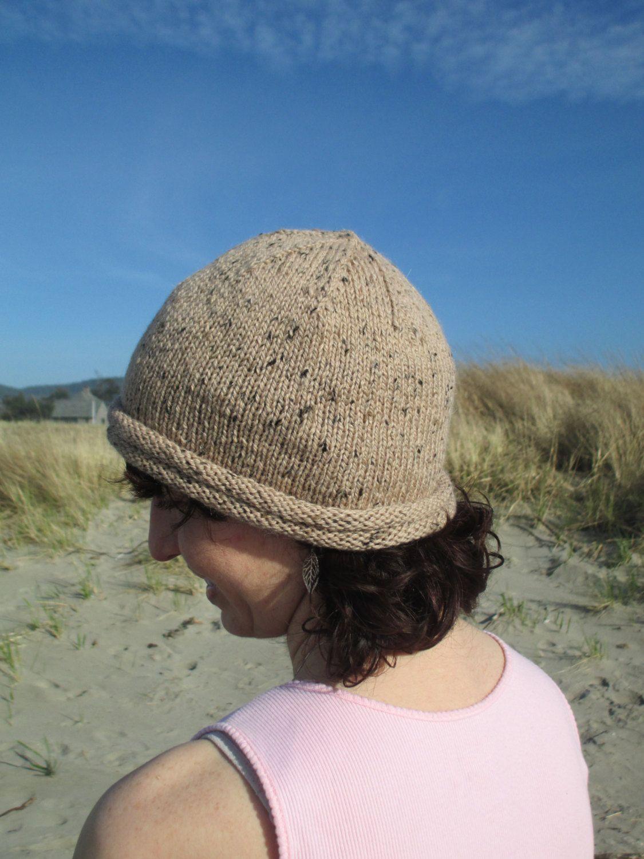 ca602b783e3 Hand knit watchman cap
