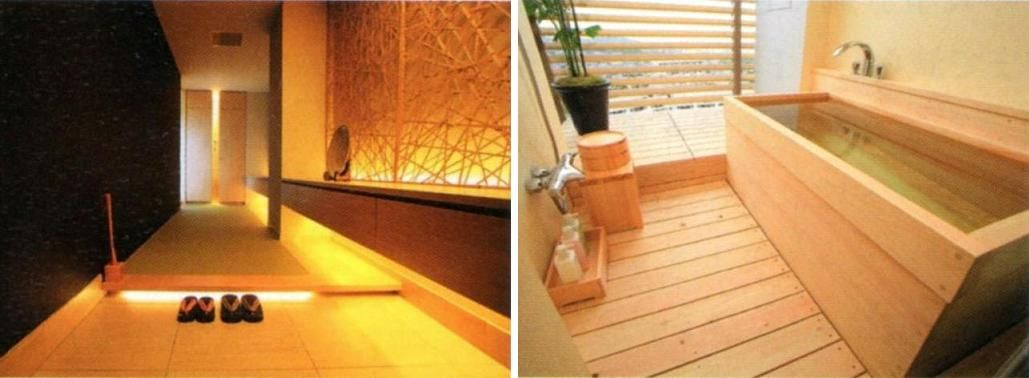 japanese hinoki wood soaking tub. Hinoki bathtub  Relaxing soak with the fragrance of wood wafting over you For Home Pinterest Bathtubs and Woods