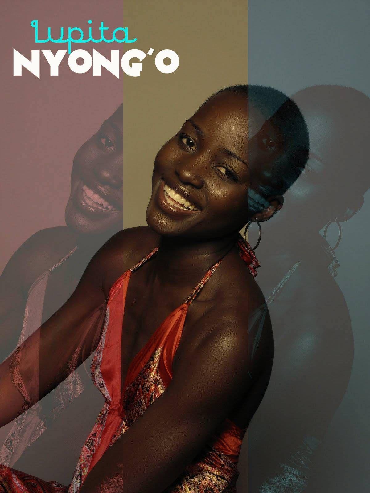 Lupita Nyong'o Lupita nyongo, Natural women, Short