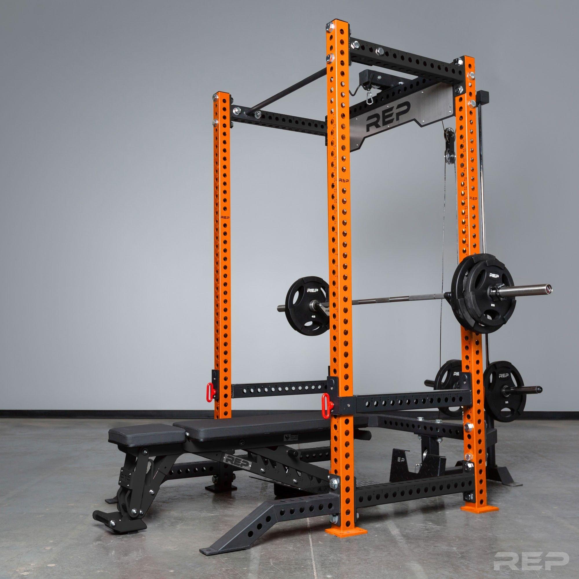 rep pr 5000 v2 power rack home made