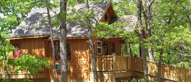 Hansel Gretel Eureka Springs Treehouses Tree House Eureka Springs Treehouse Treehouse Cabins