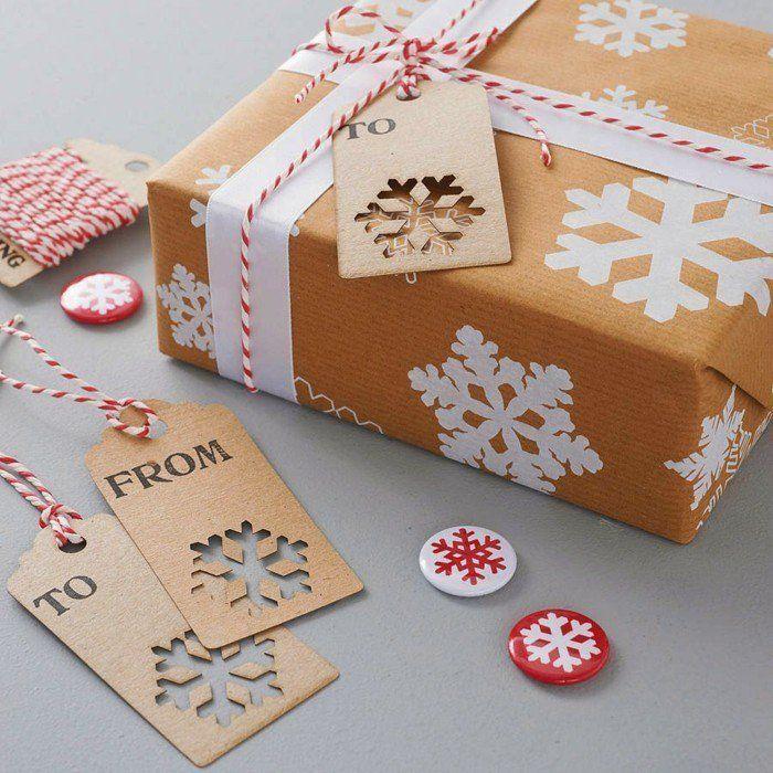 Extrem Le papier cadeau original pour offrir les plus beaux cadeaux en  JF28