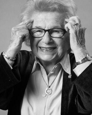 """DR. RUTH WESTHEIMER ep 23.12 """"Then Off To The Vomitorium"""""""