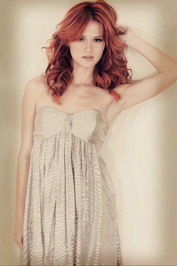 Redhead kayla gallery