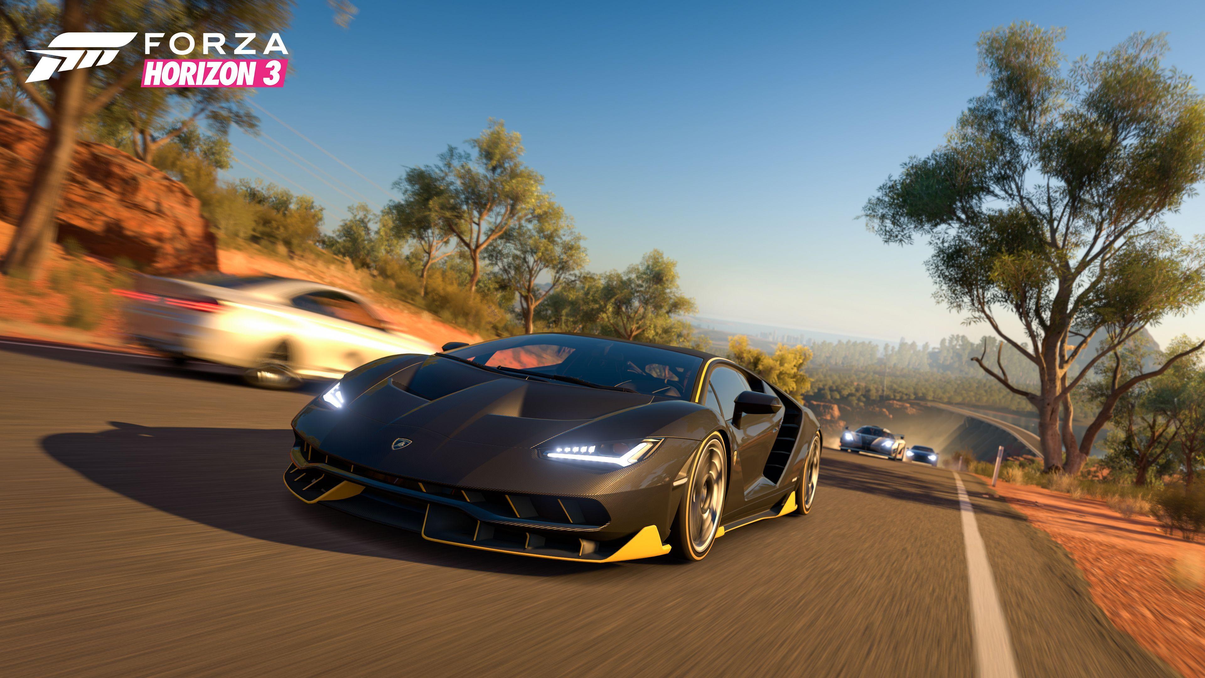 1249579ece649c5f9420f49348117ae1 Elegant Lamborghini Huracan forza Horizon 2 Cars Trend