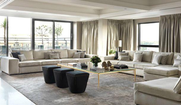 Top 50 Uk Interior Designers Luxury Interior Design Interior