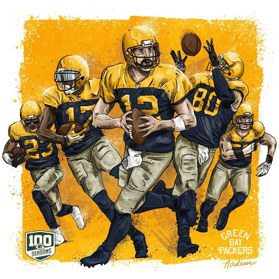 Green Bay Packers Throwback Uniforms Green Bay Packers Fans Green Bay Packers Football Packers