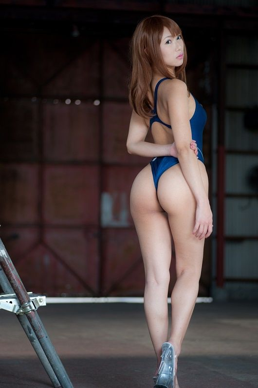 Japanese cute ass