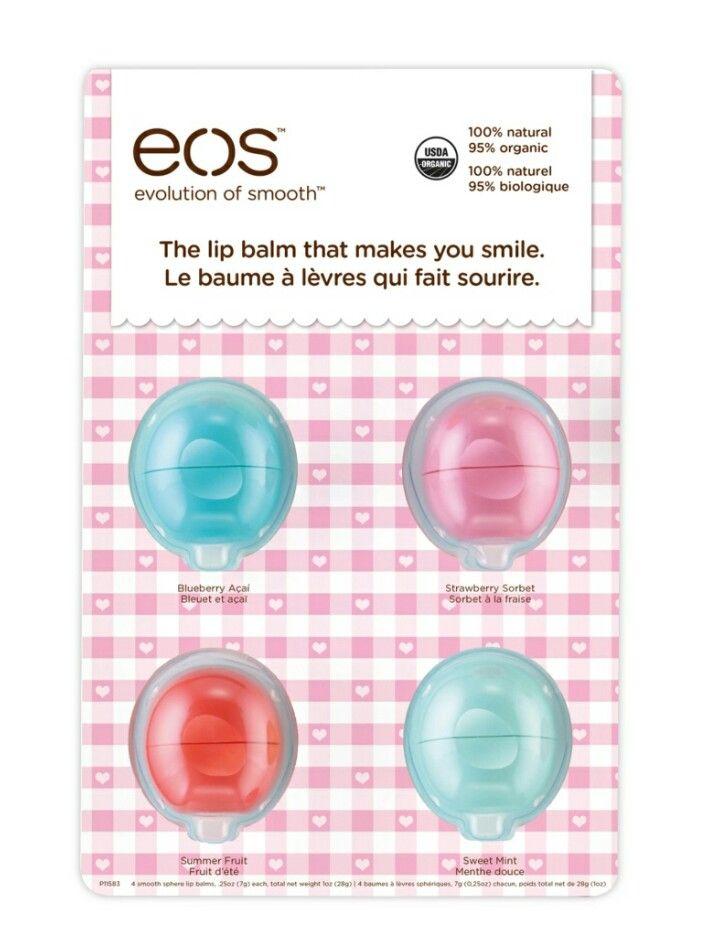 Eos lip balm available at the balm lip balm