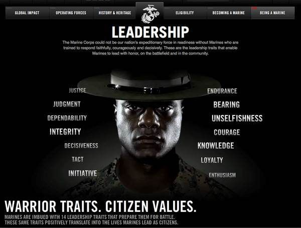 marines and leadership The official website for the us marine corps forces, pacific.