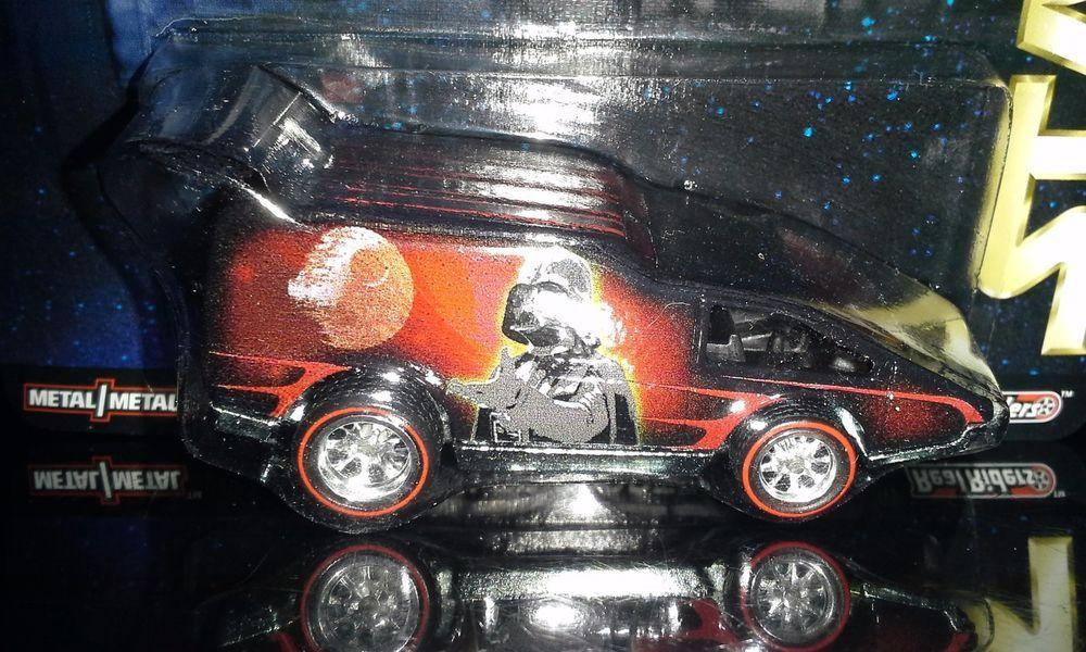 HOT WHEELS 2015 POP CULTURE  STAR WARS  SPOILER SPORT #HotWheels