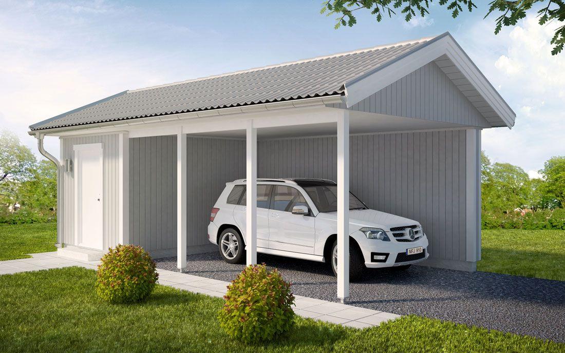 Bildresultat för carport med förråd Carport, Planlösning