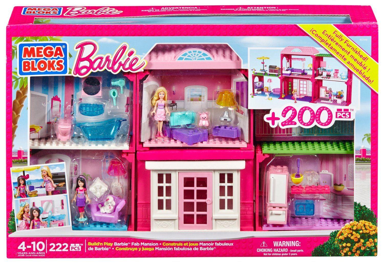 Mega Bloks - 80149 - Jeu De Construction - Barbie - La ...