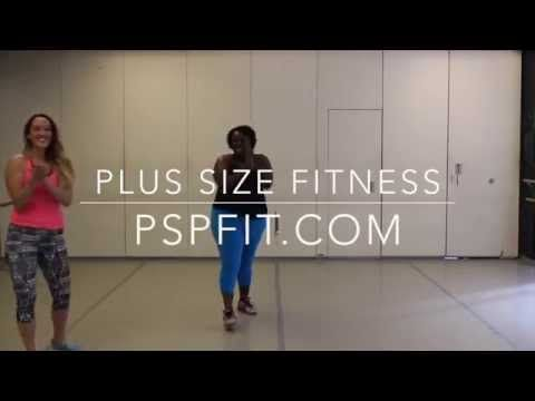 987d0ce7507 Plus Size Workout Video