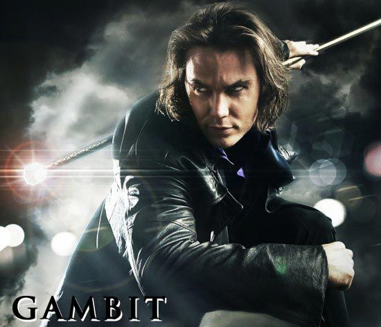 Gambit1 Fights In X Men Origins Wolverine Movie Stars Taylor Kitsch From John Carter Movie Playing March 2012 In Theatres The Idea Girl Says Taylor Kitsch Wolverine Movie X Men