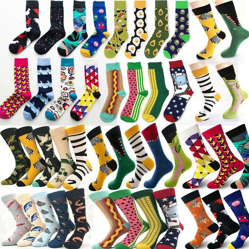 Fashion Men Women Harajuku Food Animal Creative Sock Novelty Funny Socks Sox