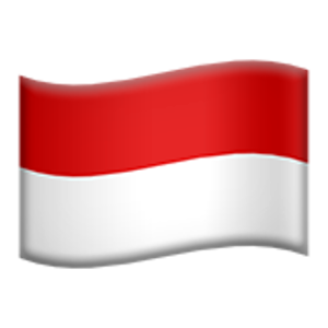 Flag Of Indonesia Flag Emoji Emoji Flag