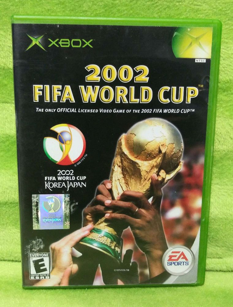 2002 Fifa World Cup Microsoft Xbox 2002 Cased Missing Instructions 14633144802 Ebay