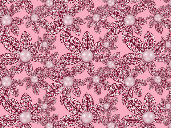 """Blooming Beautiful"" by Mistidakitten Burgundy, Flowers, Gray, Mistidakitten, Pink, White"