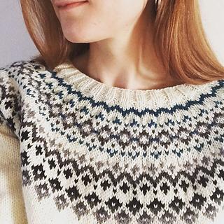 Strange Brew pattern by tincanknits | Sweater knitting ...