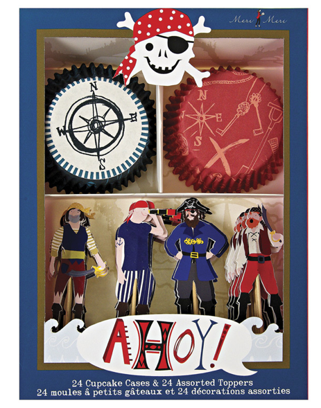 Pirate and Princess Party theme for children's parties