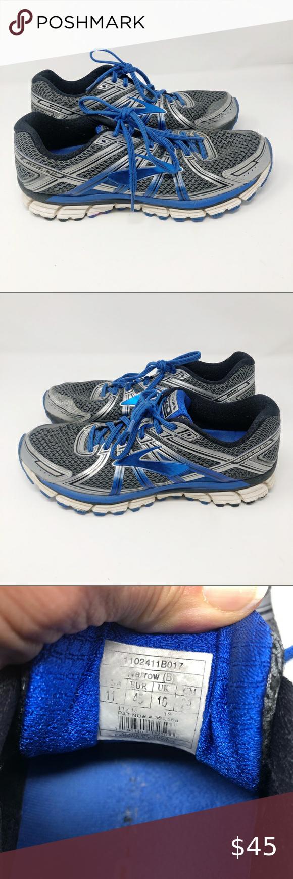 Brooks GTS 17 Men's Running Shoe Gray