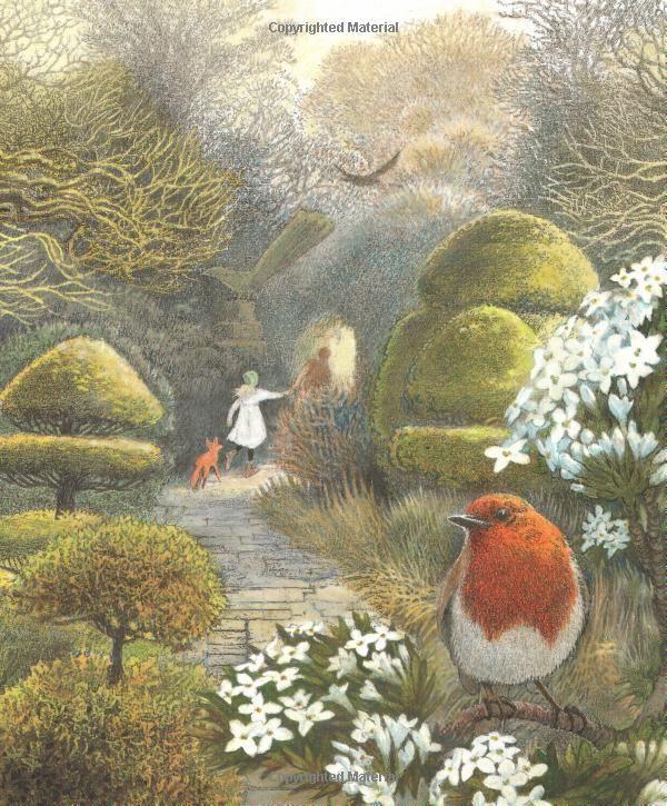 Secret Garden (Walker Illustrated Classics) Frances