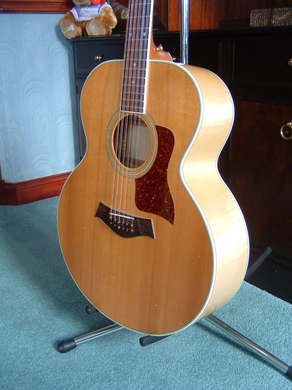 Taylor 655 acoustic guitar