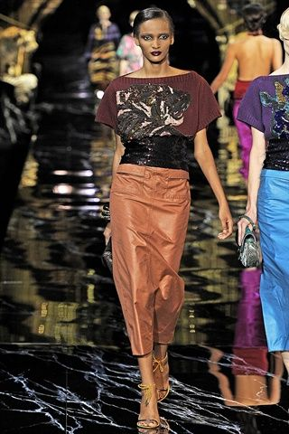 Louis Vuitton Spring/Summer 2011.