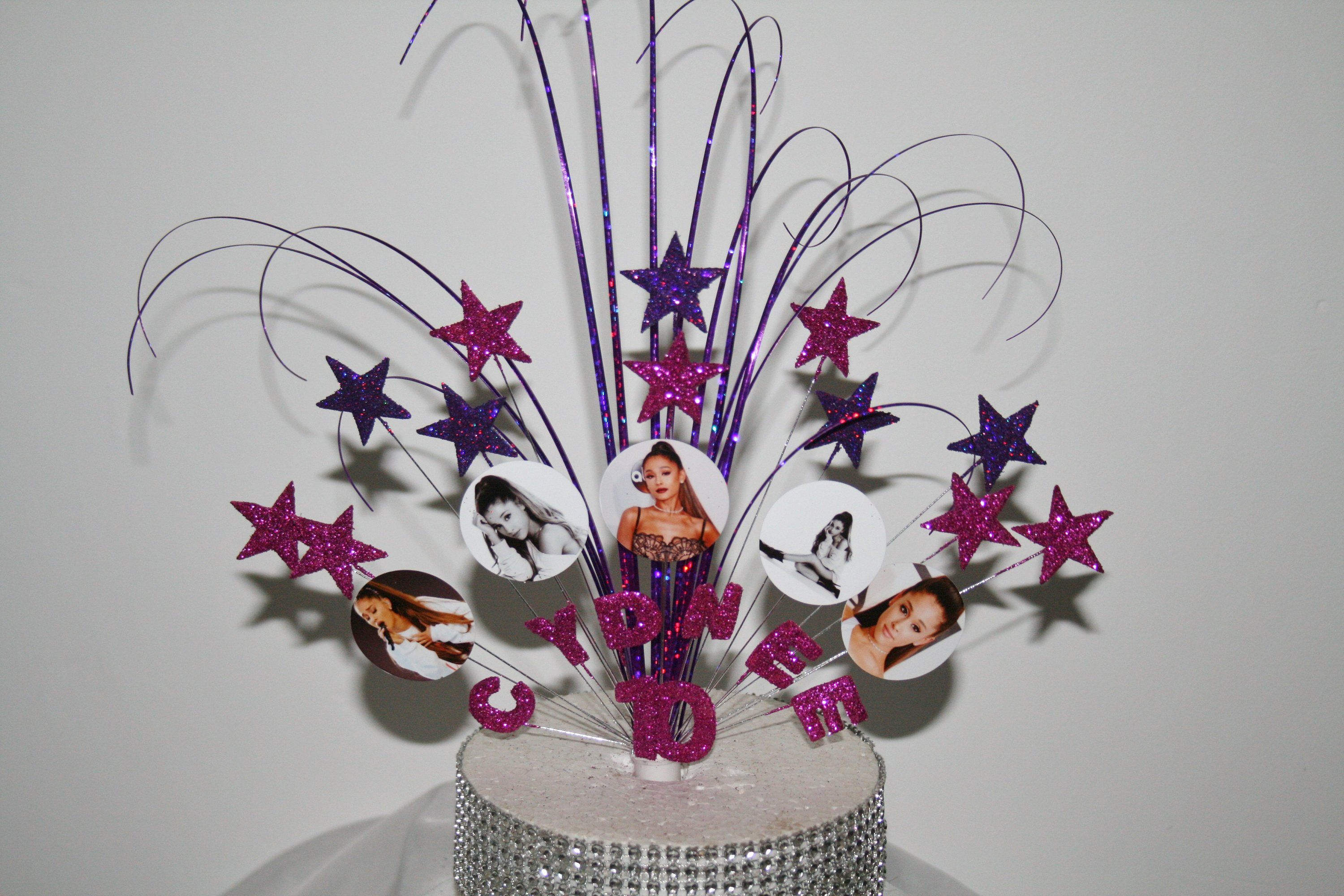 Pin on cake topper/sprays/decorations