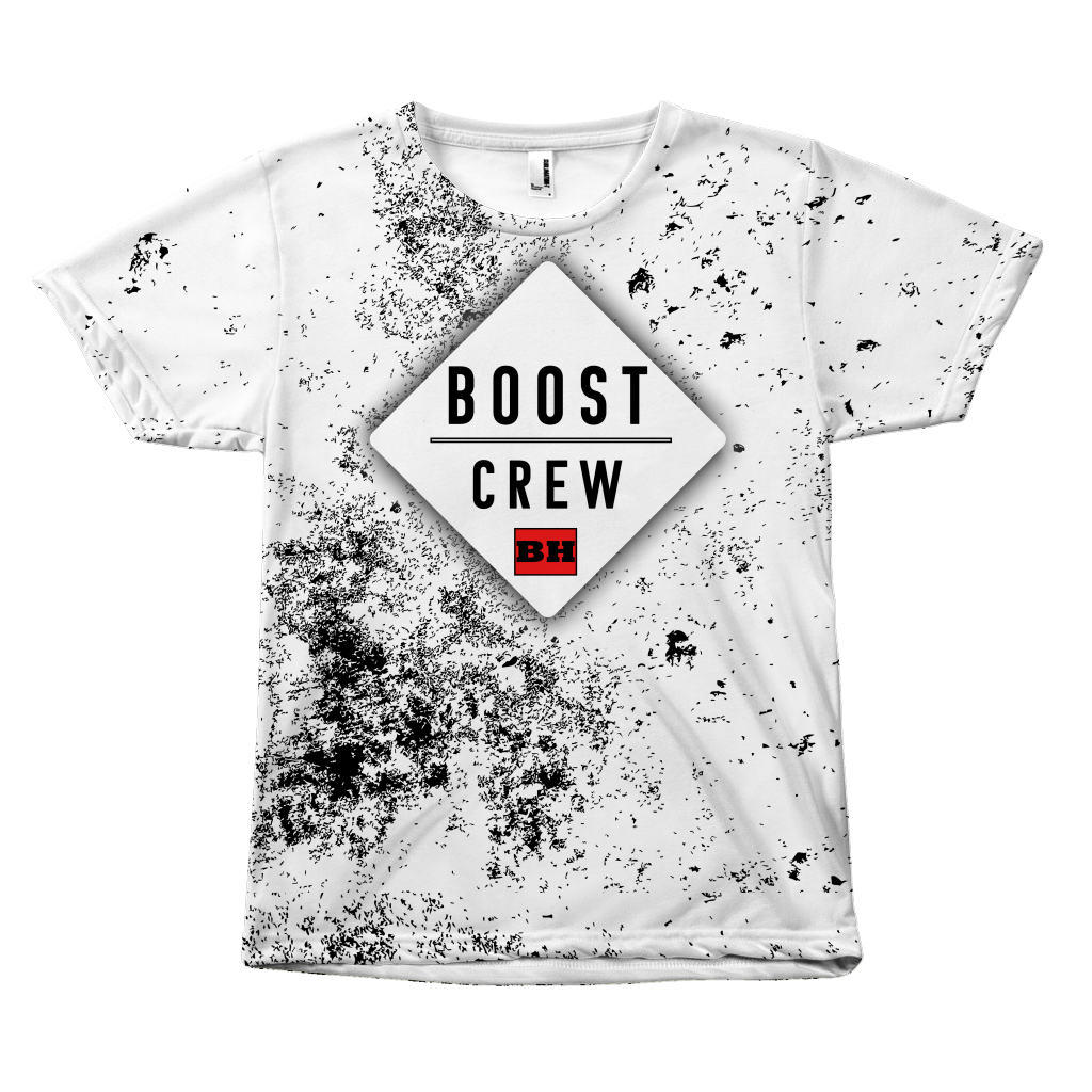 Boost Crew T-shirt