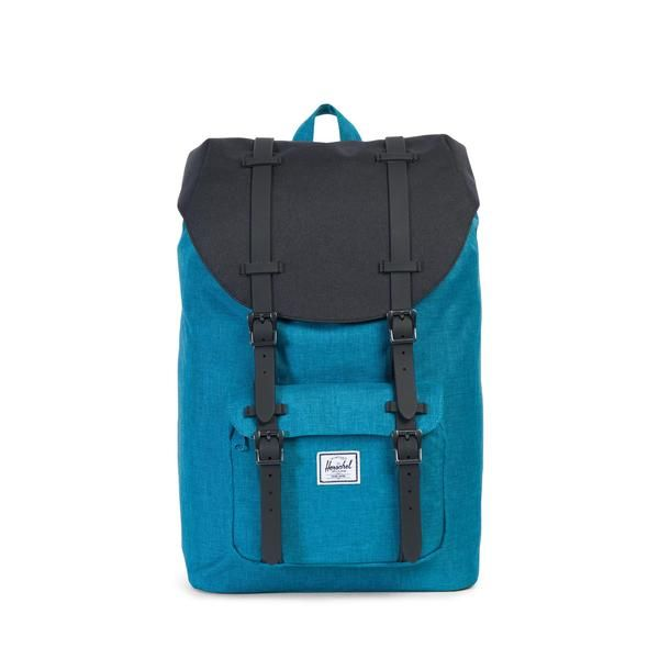 b5735966240 The sized down Herschel Little America™ Mid-Volume backpack is inspired by  classic mountaineering style and constructed for everyday use.