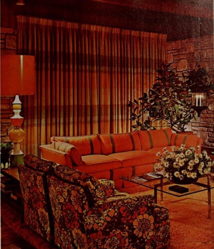 Pin by sue rutherford on mid century living rooms living for Wohnzimmer 1960