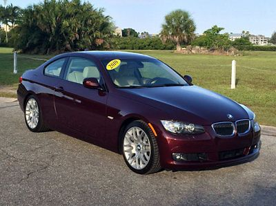 Car Brand Auctioned Bmw 3 Series 328i Coupe W Sport Package Fl