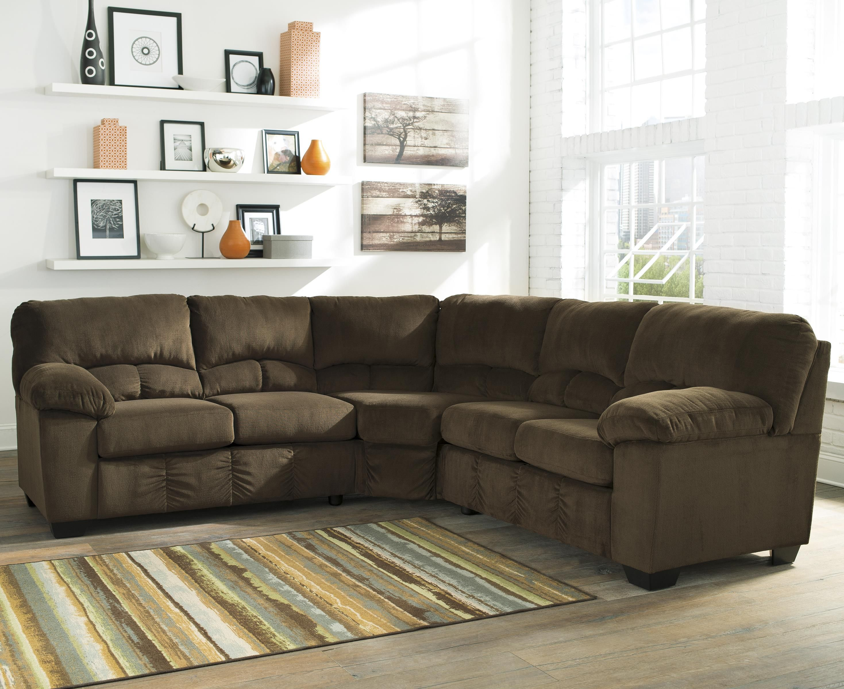 Dailey Sectional by Signature Design by Ashley (With ...