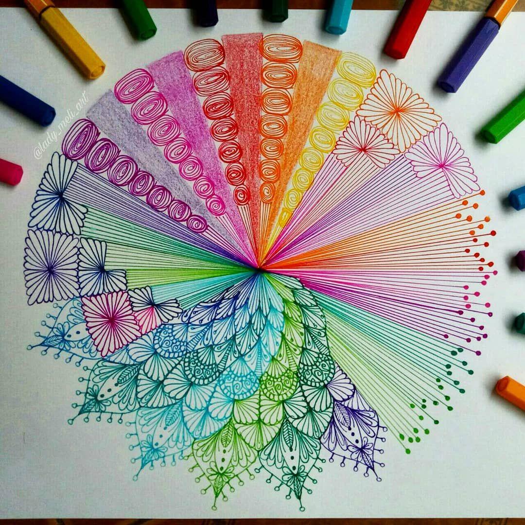 22 5k Followers 244 Following 5 087 Posts See Instagram Photos And Videos From Mandala Sharing Page I Love Shar Mandala Design Art Zentangle Art Drawings