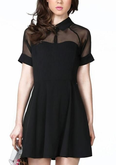 7751a52c8a65 A cute all occasion LBD is a must have in your closet. This little cutie is  only  27!