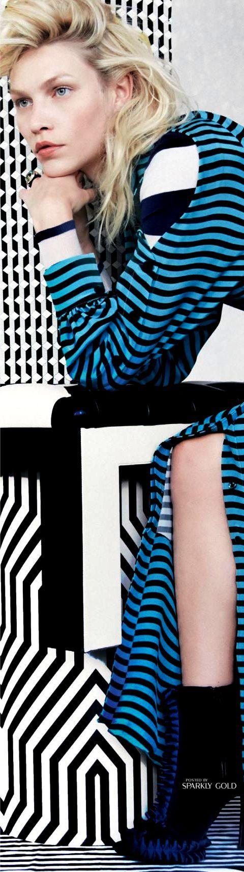 Aline Weber Harper´s Bazaar UK Nov 16