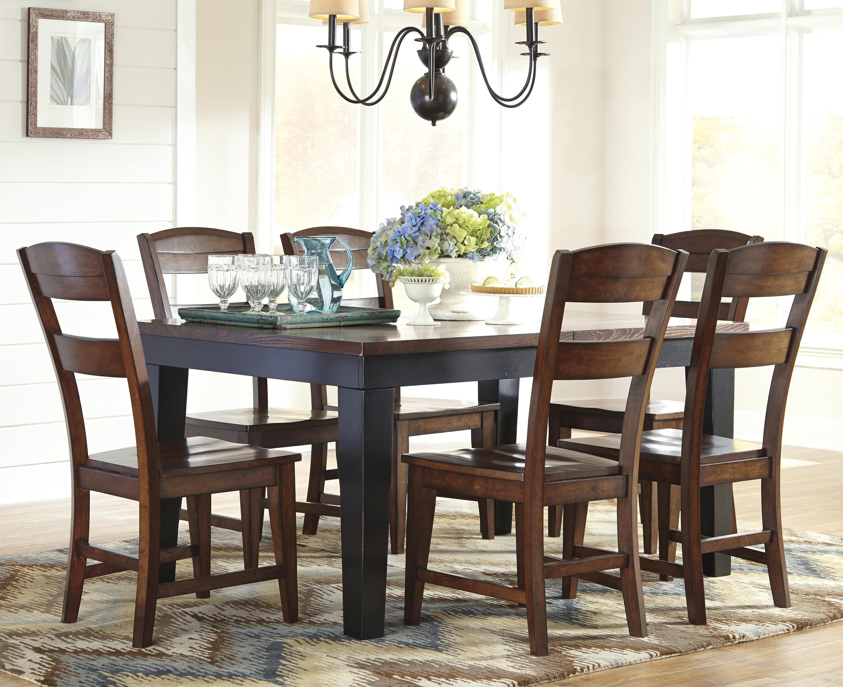 Signature Design By Ashley Marileze Rectangular Extension Dining Table
