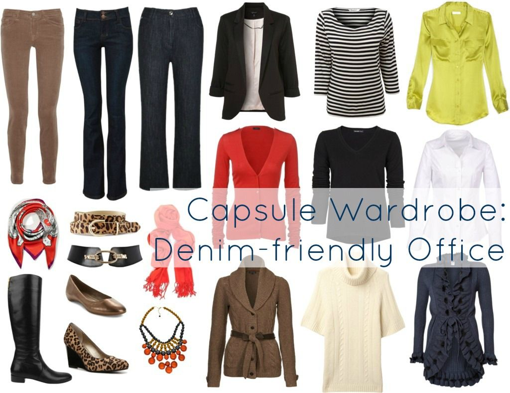 pieces a can wardrobe basic capsule workwear that wardrobes using pin build many already and you work own office