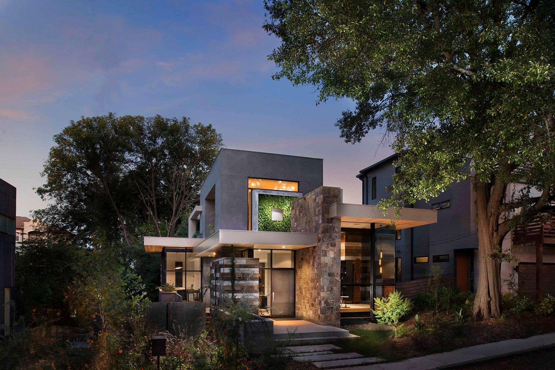 Pyrite House Contemporary Homes House House Styles Prefab Homes