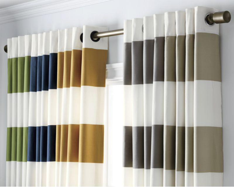 curtains curtain of window design rod look gold image and ivory style elegant